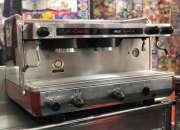 Combo cafetera y refrigerador industrial