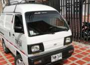 Vendo vans super carry marca chevrolet