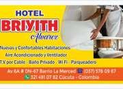 HOTEL BRIYITH ALVAREZ CUCUTA