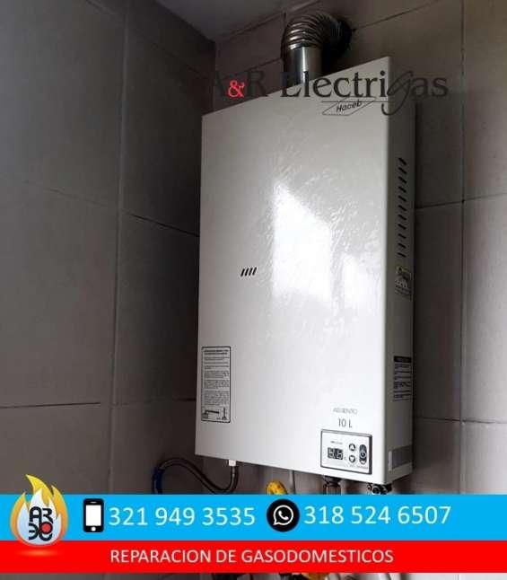 Servicio técnico de calentadores haceb
