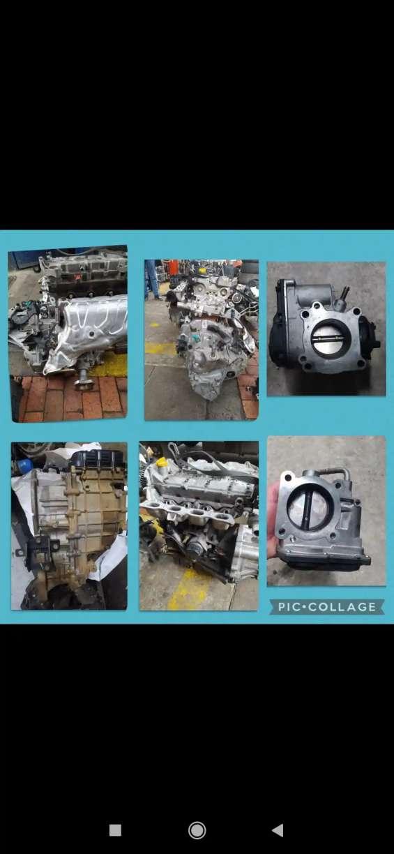 Venta de motores cajas suspensiónes ejes partes eléctricas latas