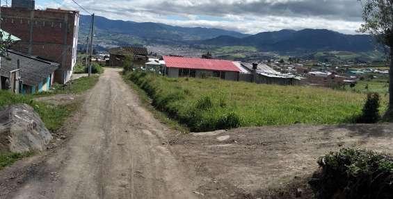 Terreno lote obonuco