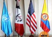 Fabrica de banderas en Bogota